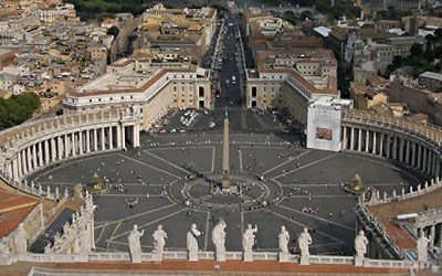 Interesting Facts about the Vatican in Rome